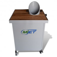 "MiJET Workstation - 8"" Diameter Table"